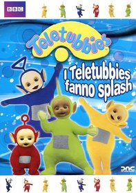 DVD I TELETUBBIES FANNO SPLASH