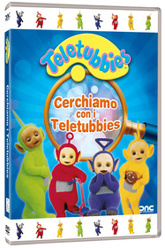 DVD CERCHIAMO CON I TELETUBBIES